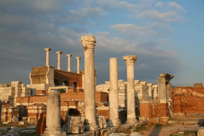 Wonders of Ephesus Tour from Izmir, Hotels and Port