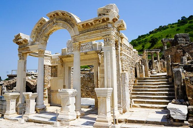 Deluxe Ephesus with Terrace Houses tour from Izmir Hotel , Cruise Ports, Airport photo 4