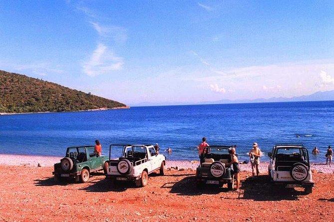 Jeep Safari and Swimming in Davutlar Kusadasi