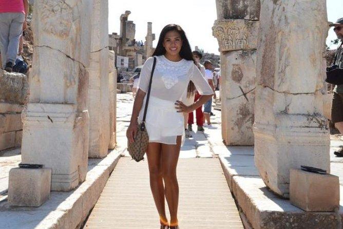 Stroll Through Ephesus & Terrace Houses Tour from Izmir Hotels