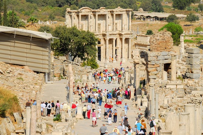 Full-Day Guided Ephesus Tour From Kusadasi photo 1