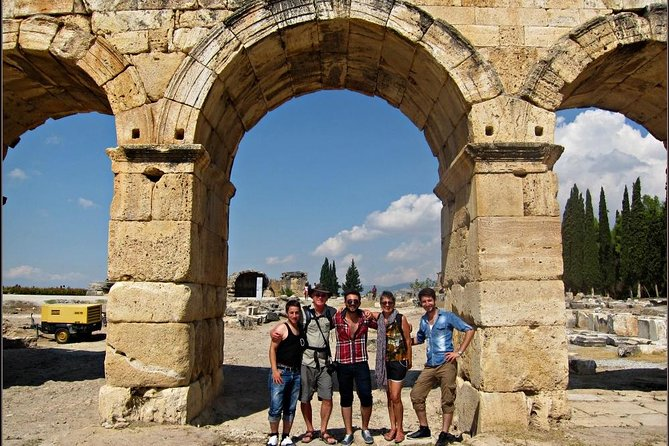 UNESCO World Heritage Tour of Pamukkale & Hierapolis from Izmir,Izmir Hotels photo 3