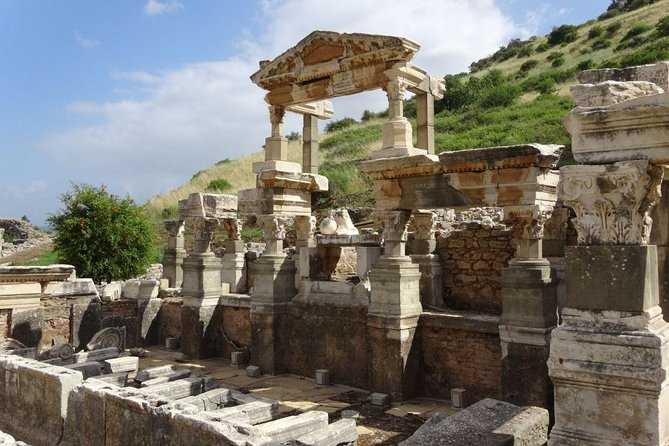 Private Ancient Ephesus Tour from Didyma,Didim town