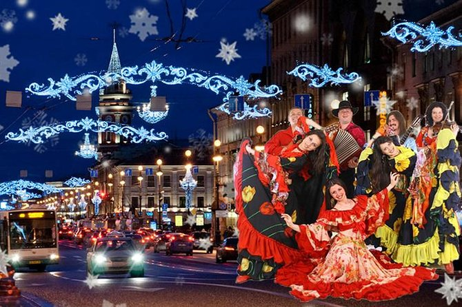 St.Petersburg Christmas City Tour Package photo 3