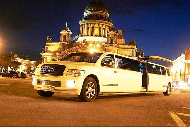 St. Petersburg Romantic Evening City Tour