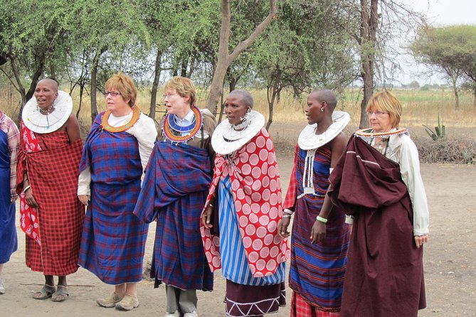 4-Day Camping Safari: Lake Manyara, Serengeti, and Ngorongoro from Arusha