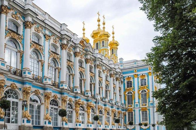 Zweitägiger Ausflug nach St. Petersburg: Stadtzentrum und Sommerresidenzen