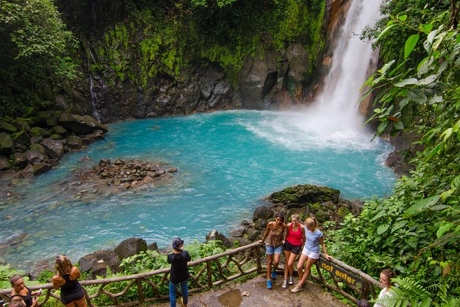 Rio Celeste and Tenorio Volcano Hike with Lunch