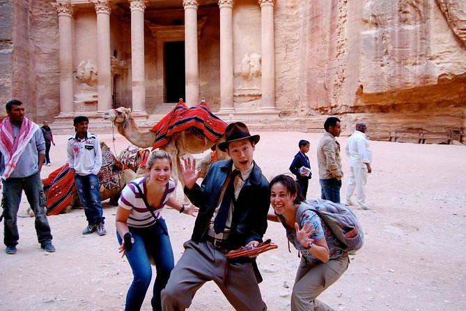 Petra One Day Tour From Amman photo 1