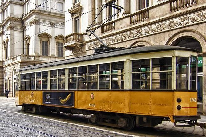 Milan City Tour by Historic Tram photo 1