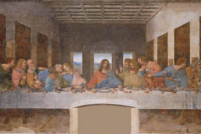 The Last Supper and Sforza Castle Tour - small group tour