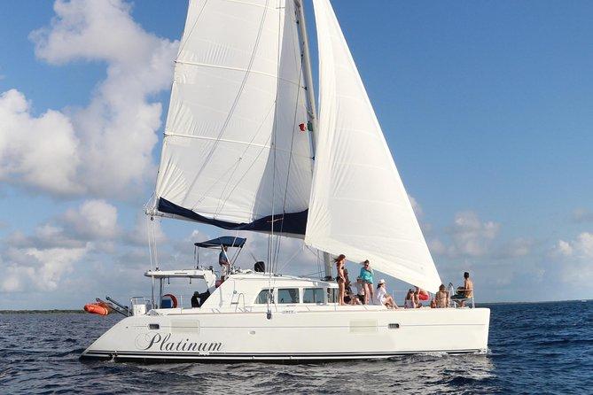 Catamaran de 45 pieds