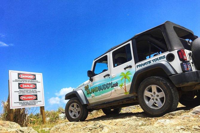 Private US Virgin Islands 4X4 Adventure Tour 2019 - St Thomas