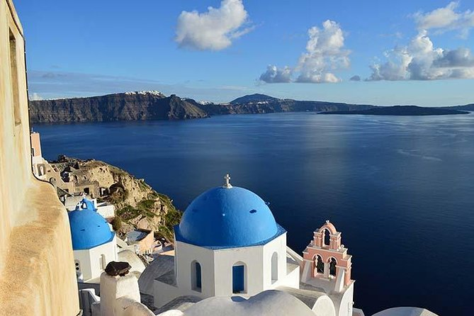 Santorini Day Tour with Sunset in Oia