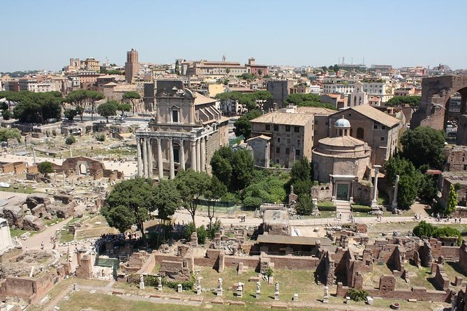 Explore Ancient Rome - Ultimate Roman Forum and Palatine Hill