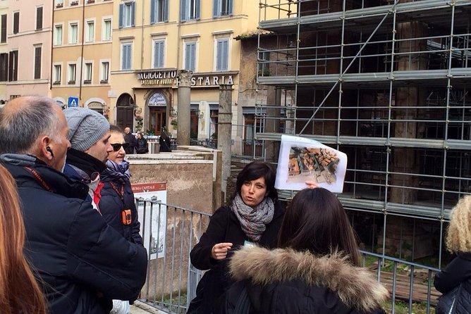 Rome Jewish District Walking Tour