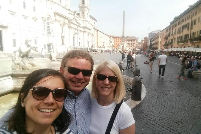Essential Rome: Pantheon, Trevi, Spanish Steps Navona and more
