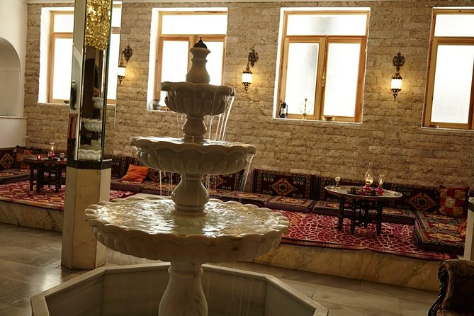 Turkish Bath Package in Istanbul at Aga Hamami