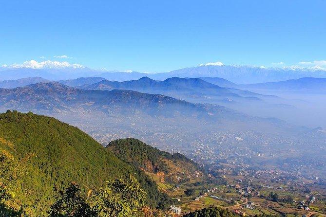 Champadevi Pure Nature Day Hiking from Kathmandu
