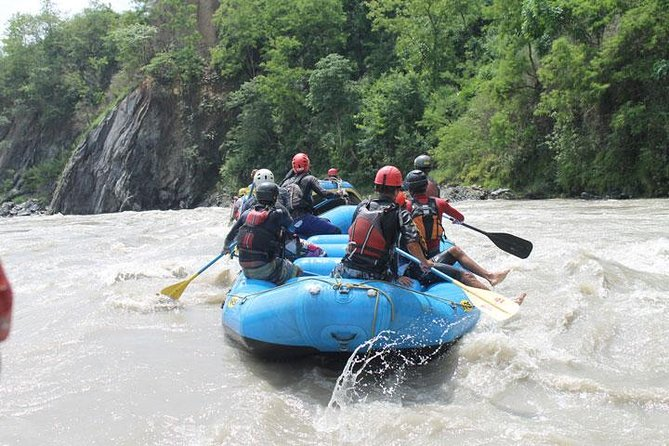 Trishuli Day Return River Rafting