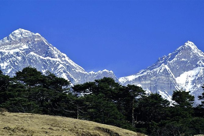 Mount Everest View Hiking to Pattale Hill