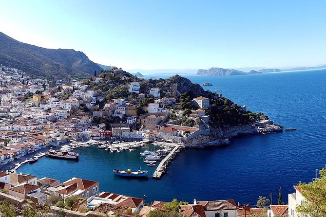 3-Day Private Tour of Mycenae, Nafplio, Epidaurus, plus Hydra & Spetses Island