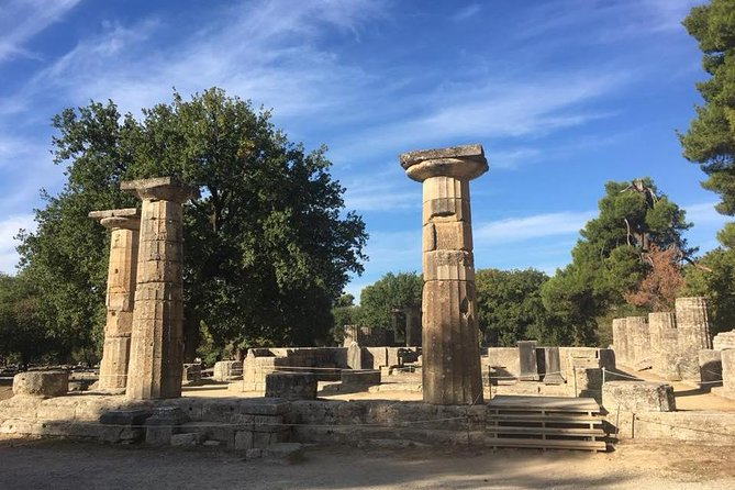 2-Day Private Tour: Olympia, Arcadia Mountain Villages & Monasteries from Athens