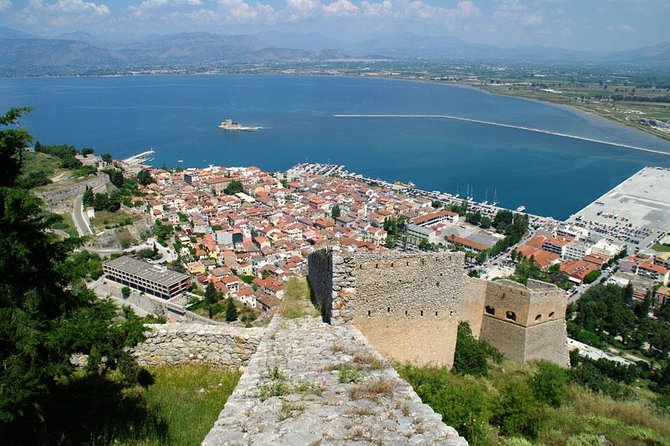 Mycenae/Epidaurus/Nafplio Private Trip from Athens/Nafplio Including GREAT Lunch