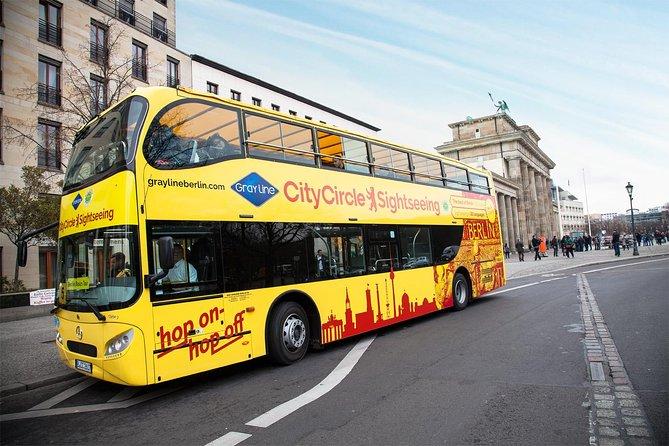 Excursão City Circle com várias paradas de 1 ou 2 dias em Berlim: monumentos e locais de interesse