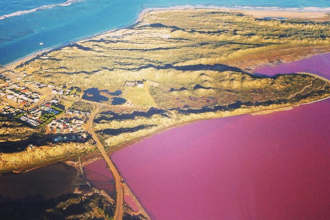 70-minute Pink Lake Scenic Flight (Coordinated Start Times)