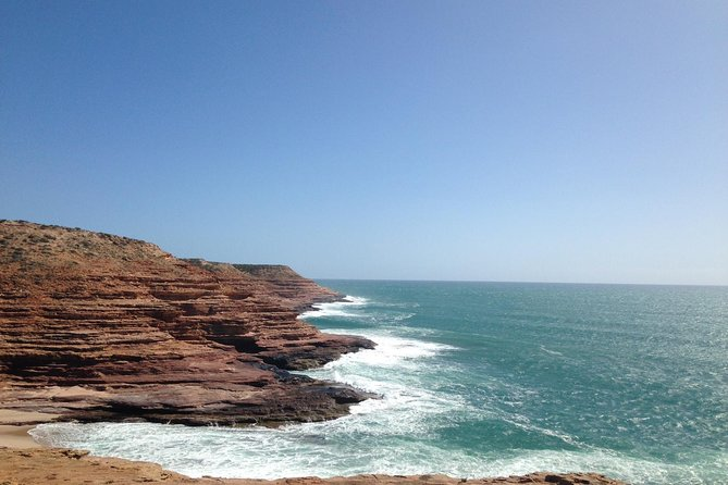 Kalbarri, Pink Lake and Abrolhos Islands Nature Tour (Coordinated Start Times)