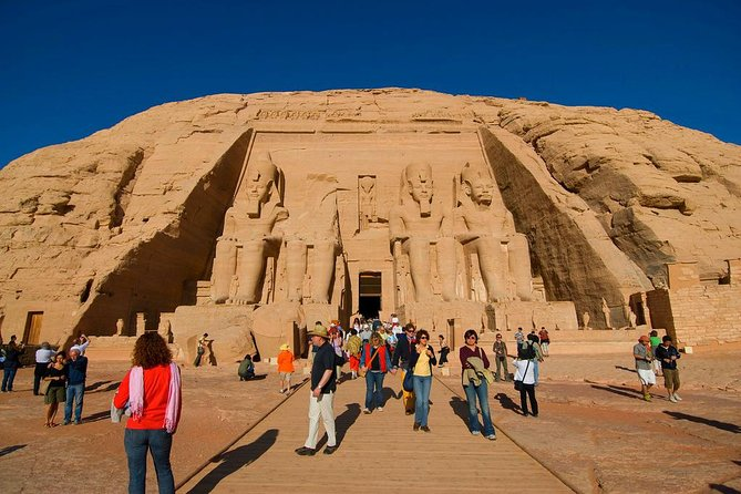 Classic Tour Aswan and Luxor from Hurghada