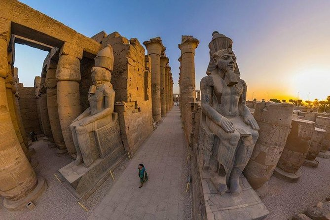 Pharaohs Adventure Tour Start from Hurghada