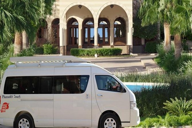 Private One-Way Transfer: Hurghada Airport to Sahl Hasheesh Hotels