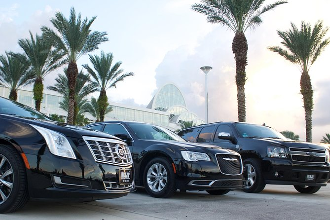 Orlando Port Transfer: Airport to Port Canaveral sedan transfer up to 4 pax
