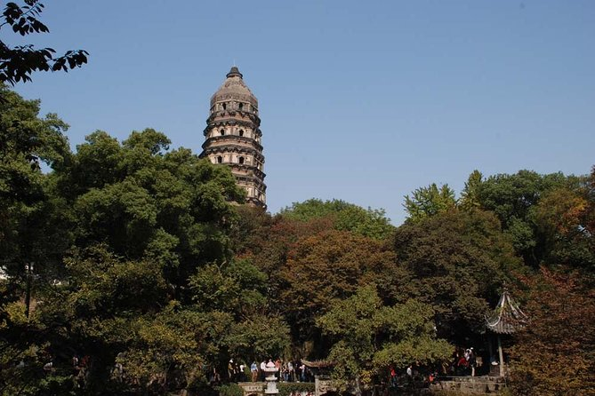 Private Day Excursion to Suzhou from Shanghai