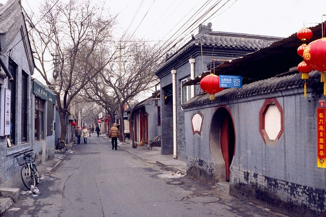Private Half Day Tour of Beijing Old Hutong