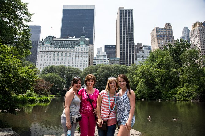 Private Central Park TV and Movie Sites Walking Tour