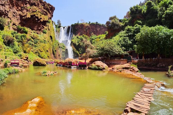 5-Day Moroco Natural Parks Tour from Tangier