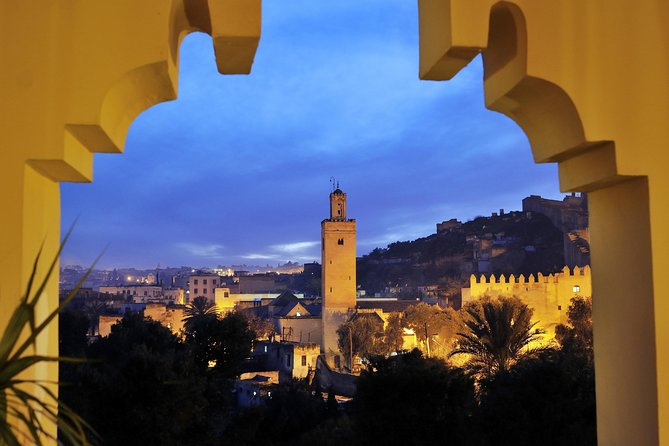 7-Day Private Authentic Tour of Morocco from Fez