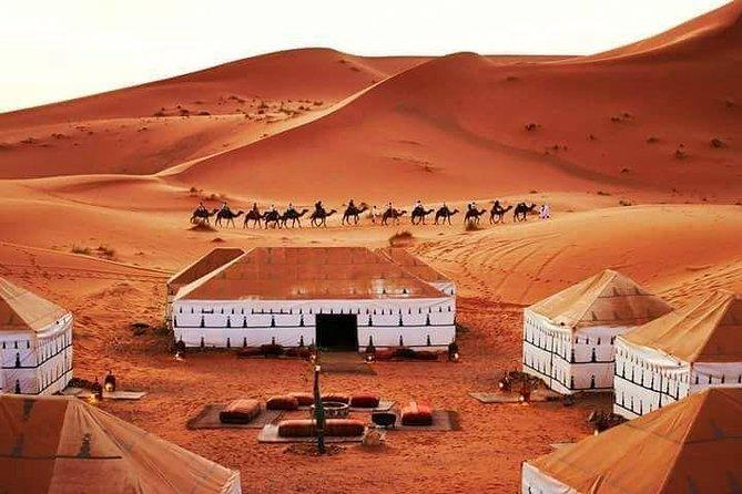 Private 3-Day Desert tour from Marrakech (Camel Trek and Desert Camp)