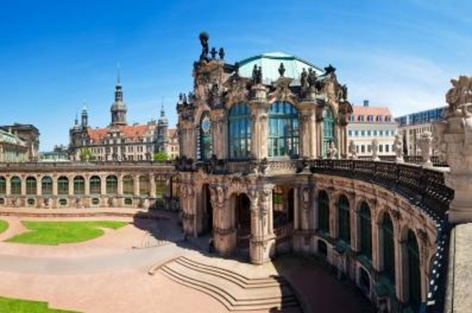 Dresden Day Trip from Prague