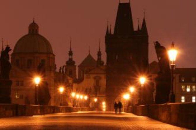 Prague Ghost Walking Tour