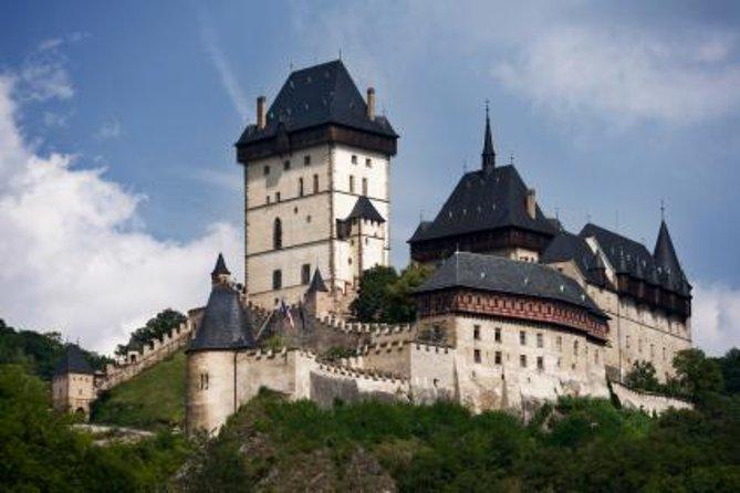 Karlstejn Castle Bike Tour from Prague