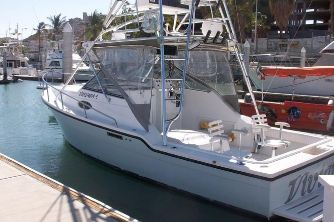 Privat All-Inclusive Fishing Tour i Cabo San Lucas