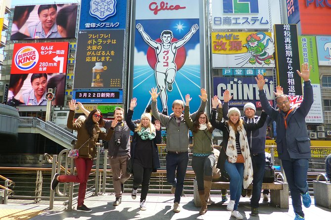 Osaka Walking Tour photo 2