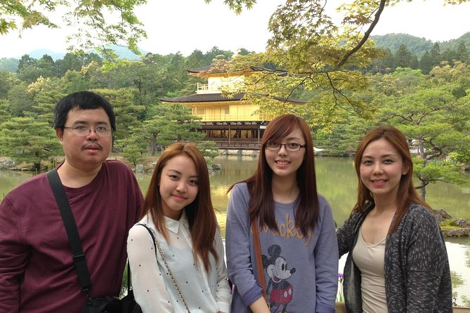 Kyoto private tour from Osaka(Shore excurtion available from Osaka or Kobe port) photo 1