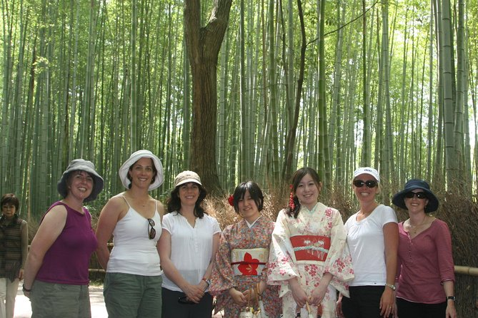 Kyoto private tour from Osaka(Shore excurtion available from Osaka or Kobe port) photo 4
