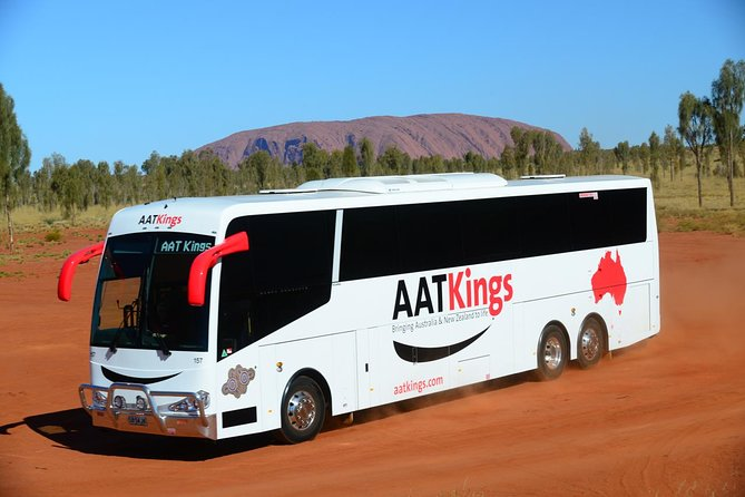 Coach Transfer from Ayers Rock (Uluru) to Kings Canyon