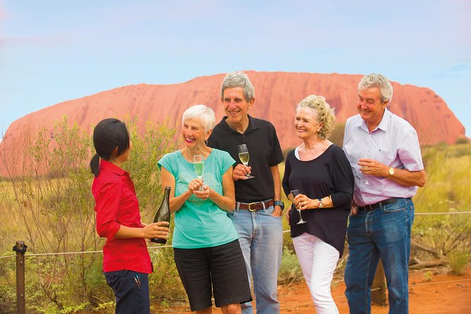 Uluru (Ayers Rock) Sunset Tour image
